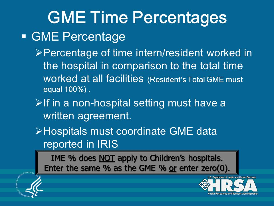 GME Time Percentages GME Percentage