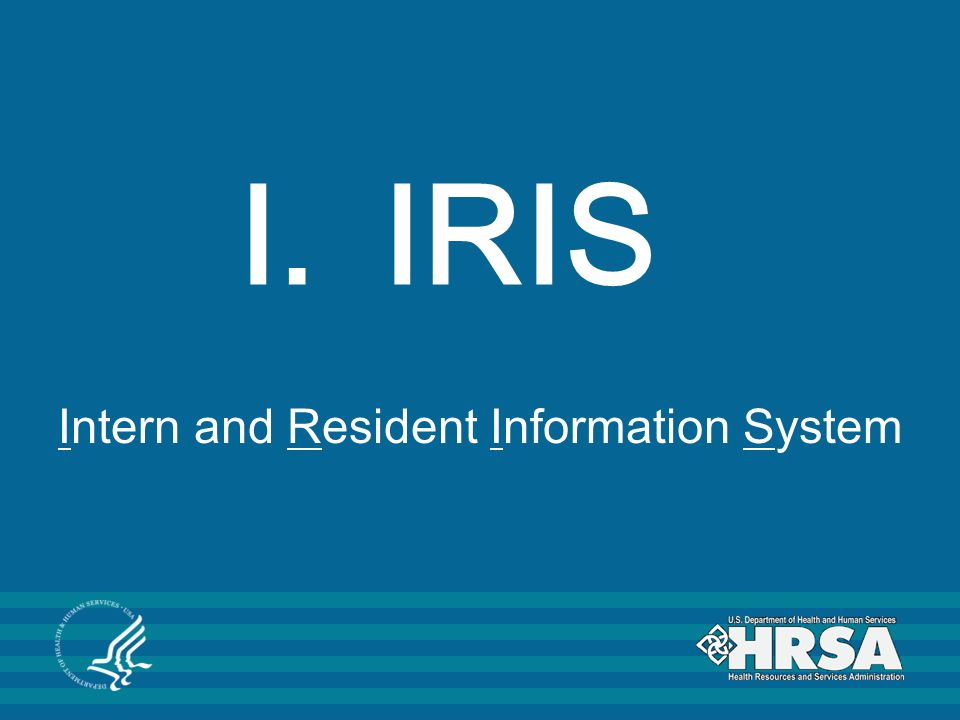 Intern and Resident Information System