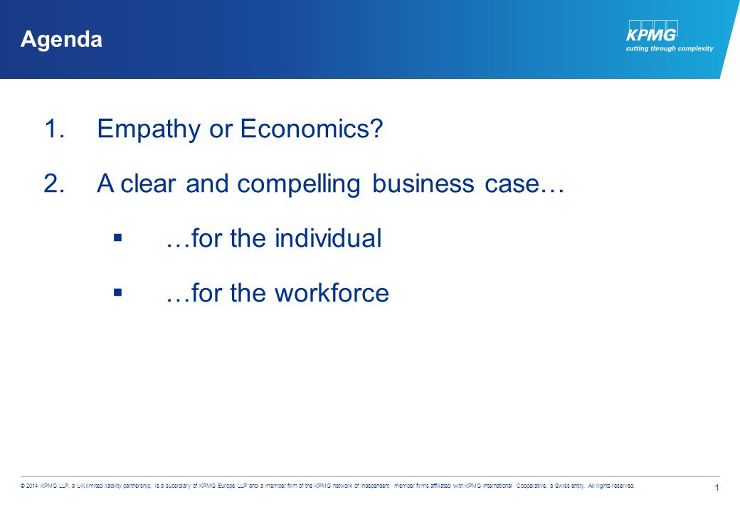 A few facts… Empathy or Economics Simon Albrighton