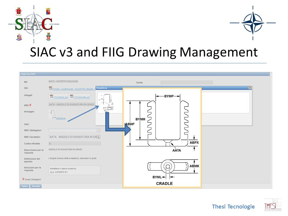 SIAC v3 and FIIG Drawing Management