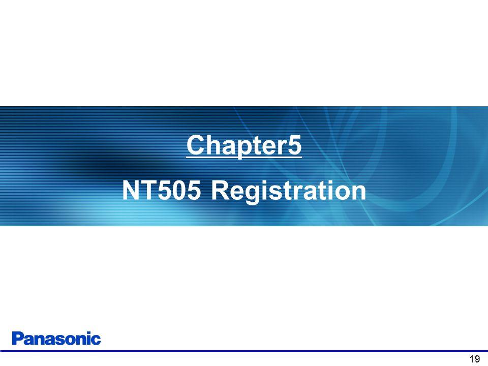 Chapter5 NT505 Registration 19
