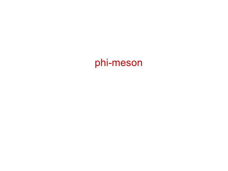 phi-meson