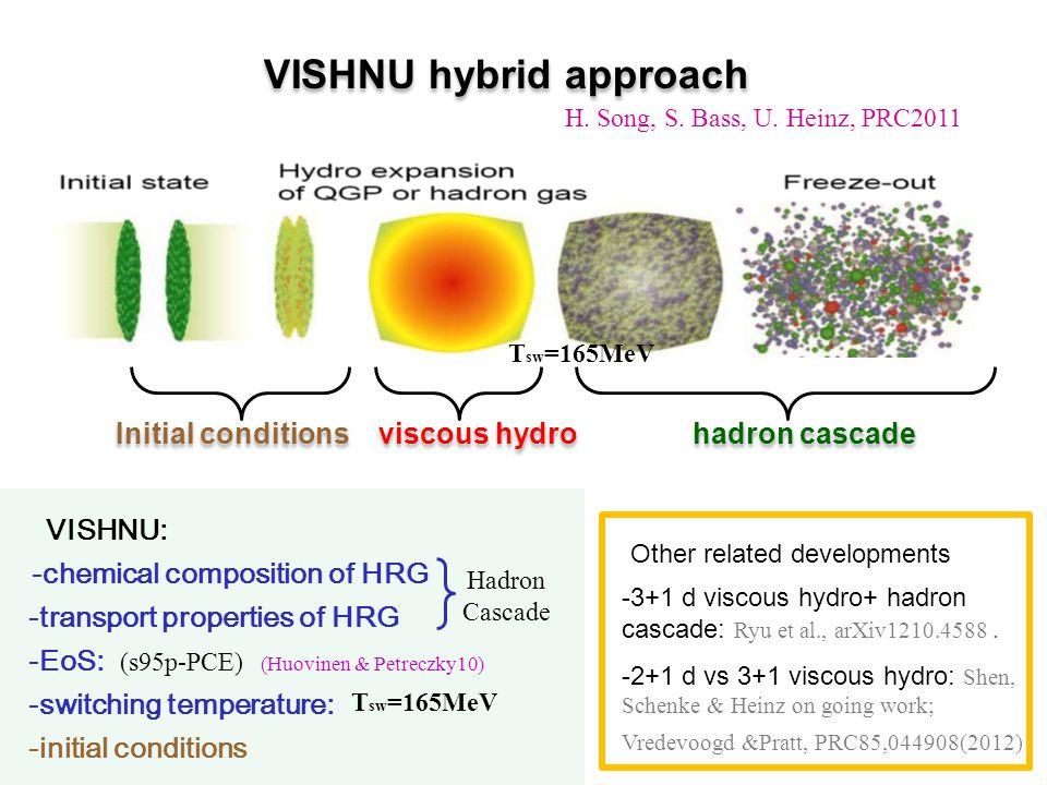 VISHNU hybrid approach