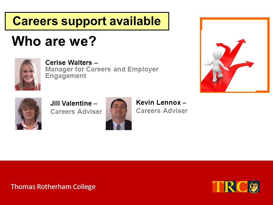 Careers support available