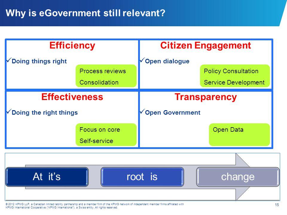 eGov & Digital Economy - enabled by transformational technologies