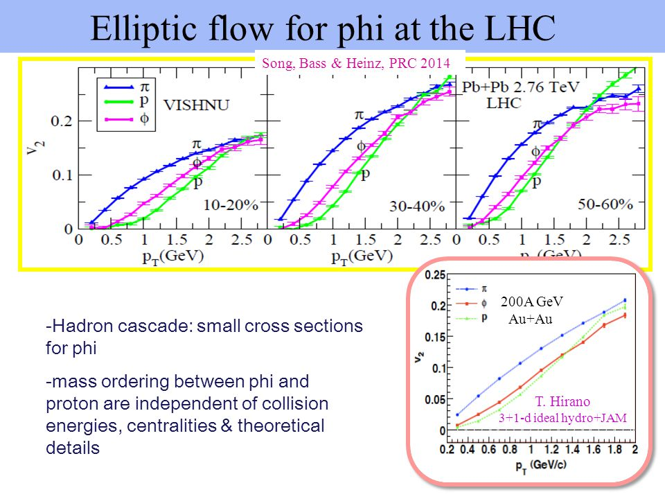 Elliptic flow for phi at the LHC