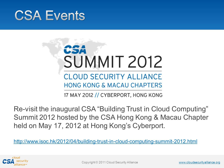 CSA Events