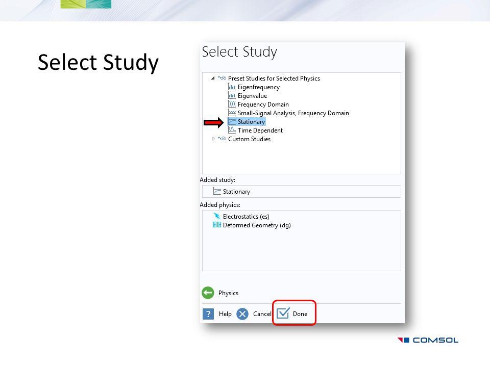 Select Study