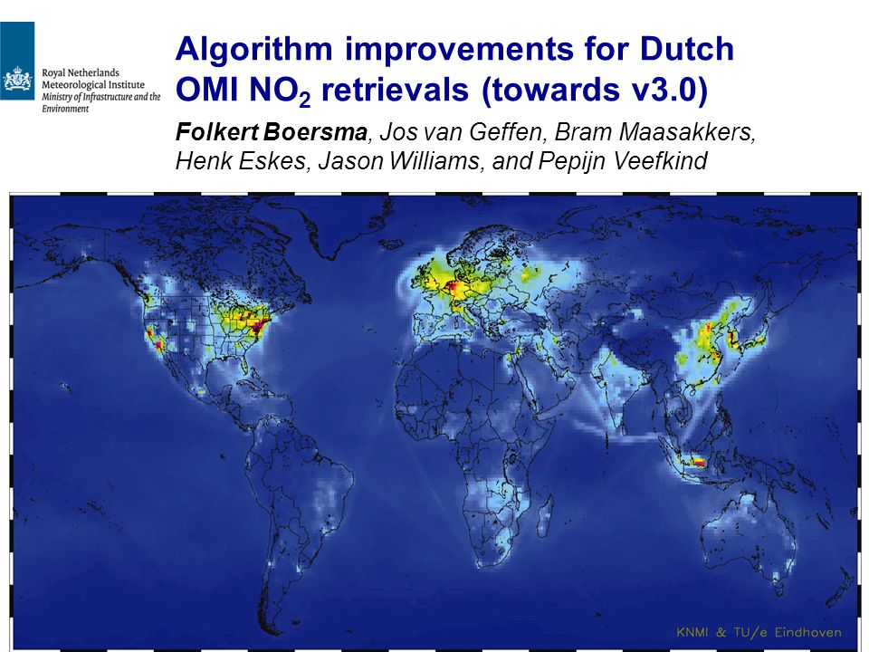 Algorithm improvements for Dutch OMI NO2 retrievals (towards v3.0)