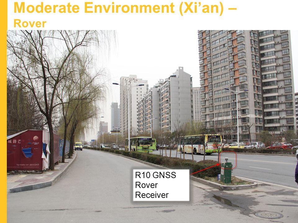 Moderate Environment (Xi'an) – Rover