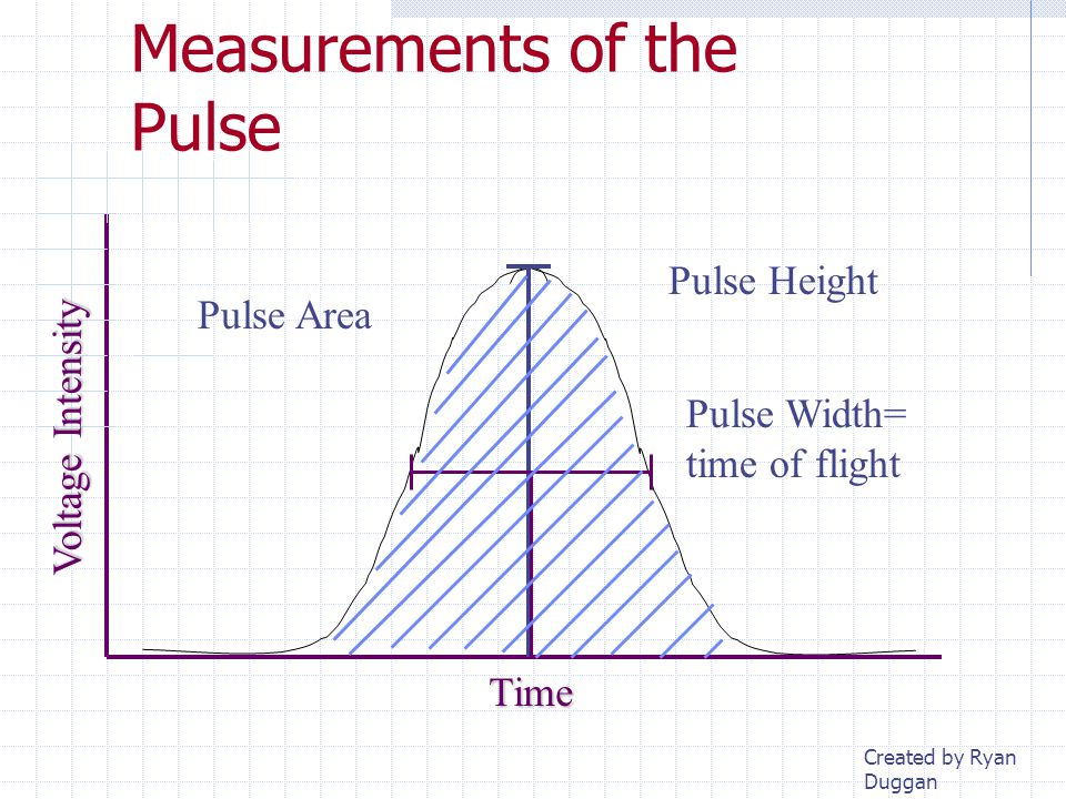 Measurements of the Pulse