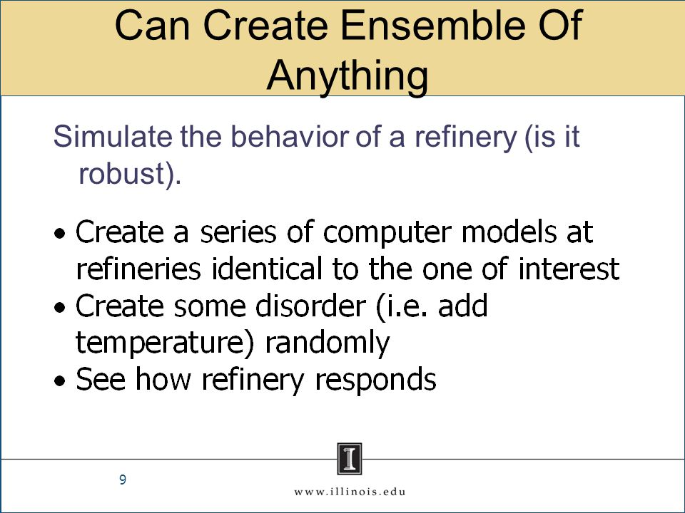 Can Create Ensemble Of Anything
