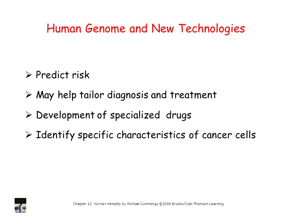 Human Genome and New Technologies
