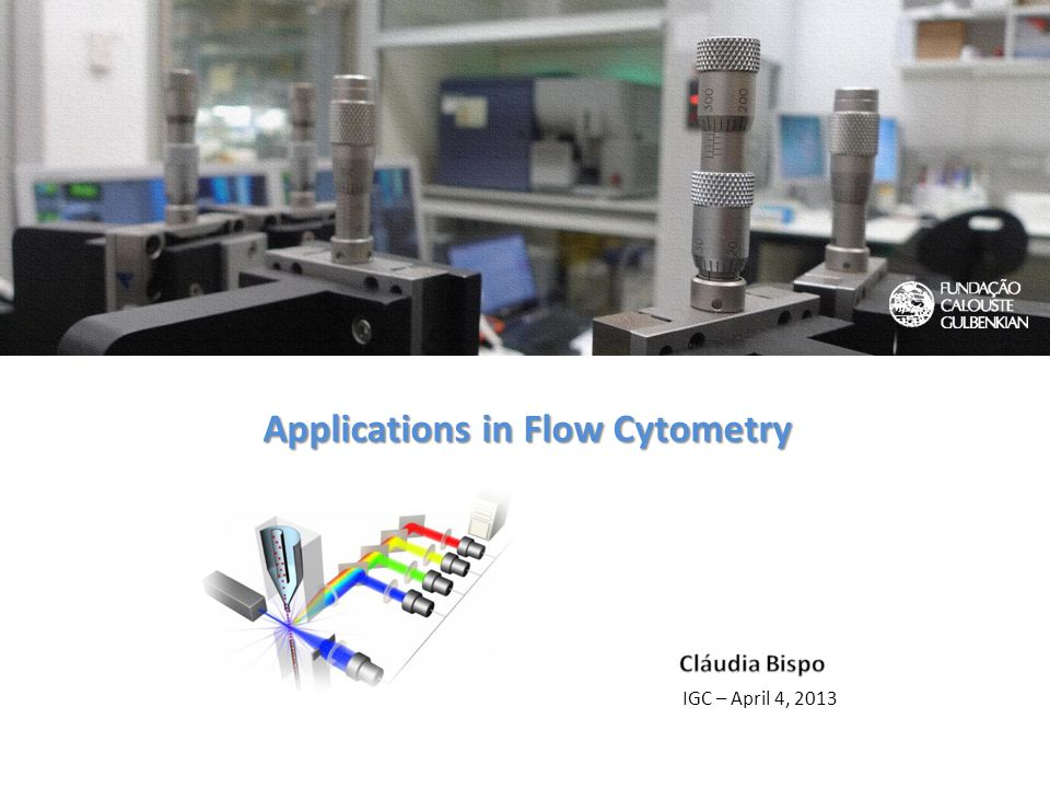 Applications in Flow Cytometry