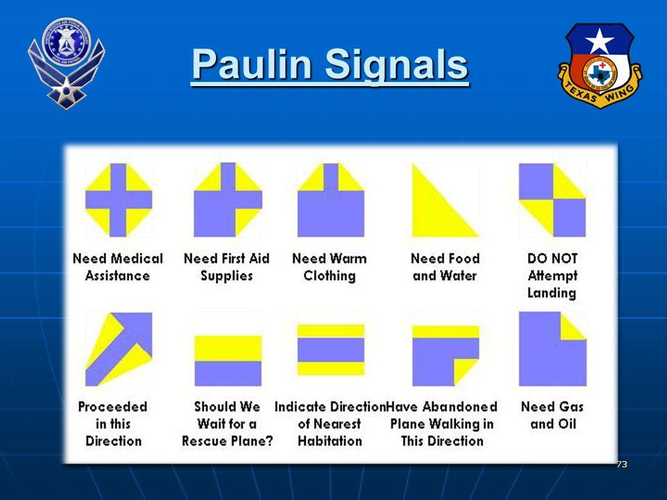 Paulin Signals