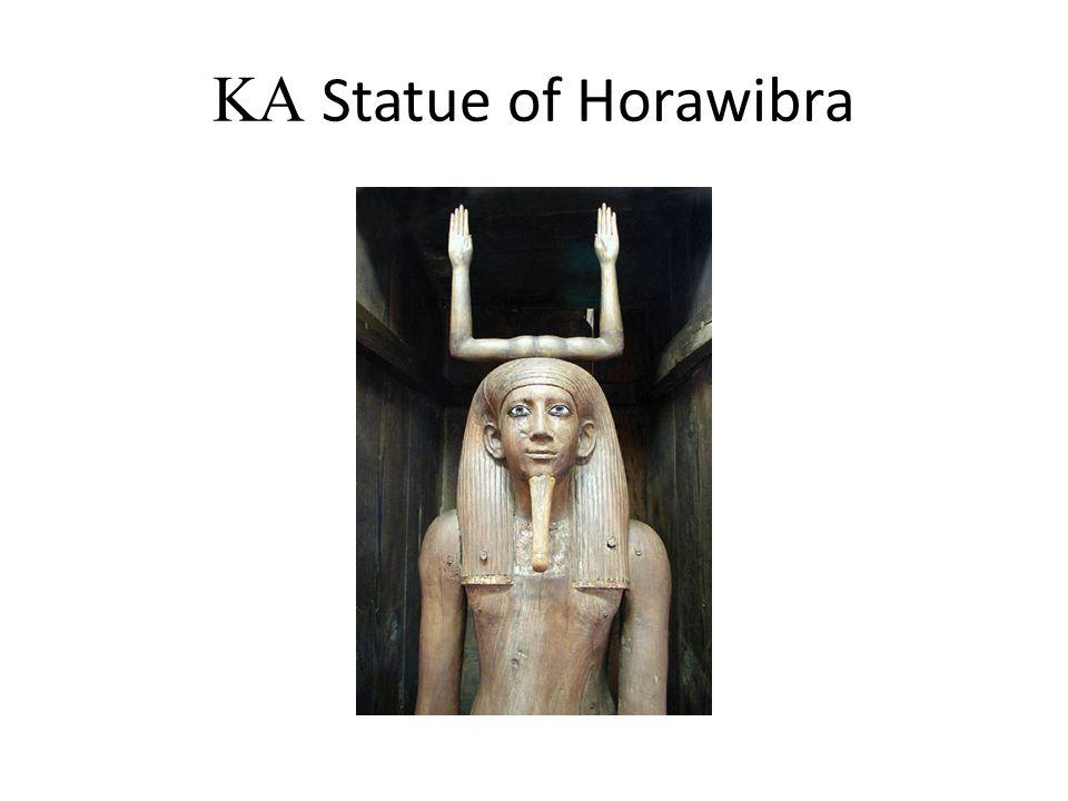 KA Statue of Horawibra