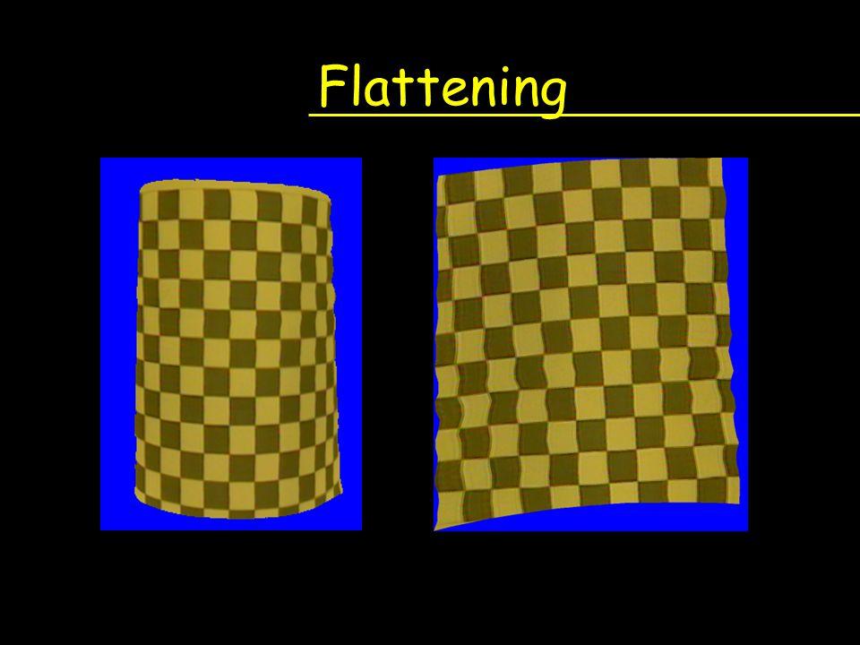 Flattening