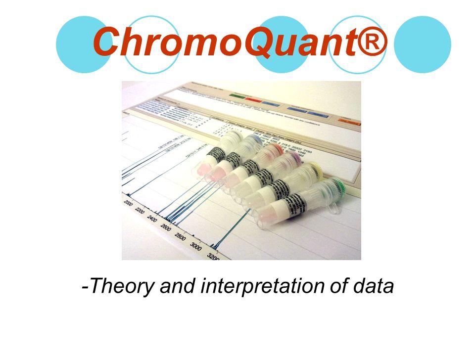 -Theory and interpretation of data