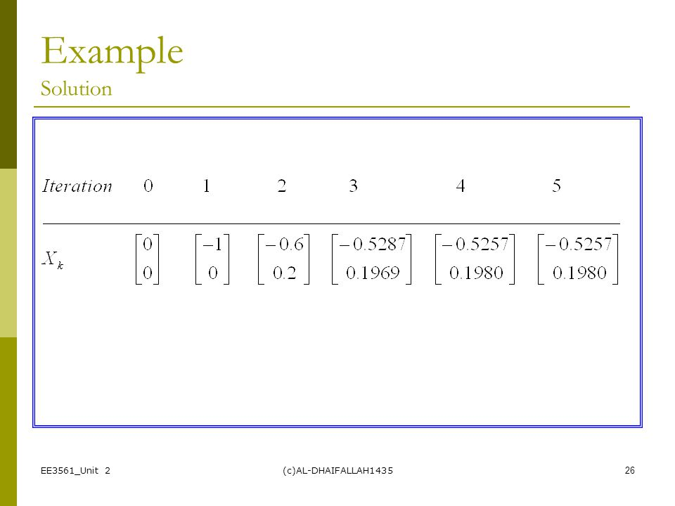 Example Solution EE3561_Unit 2 (c)AL-DHAIFALLAH1435
