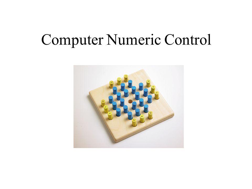 Computer Numeric Control
