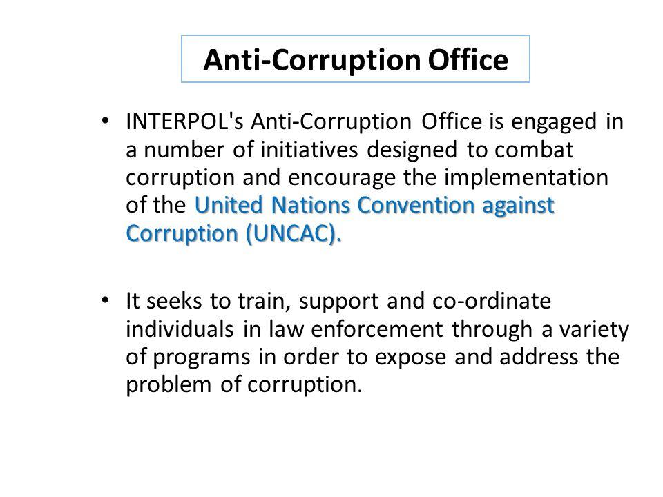 Anti-Corruption Office