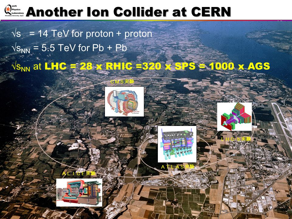 Another Ion Collider at CERN