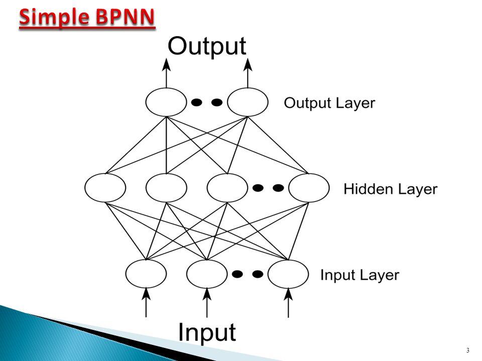 Simple BPNN