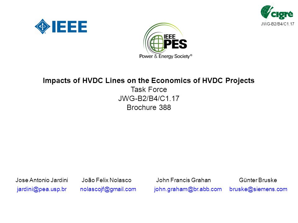 Impacts of HVDC Lines on the Economics of HVDC Projects
