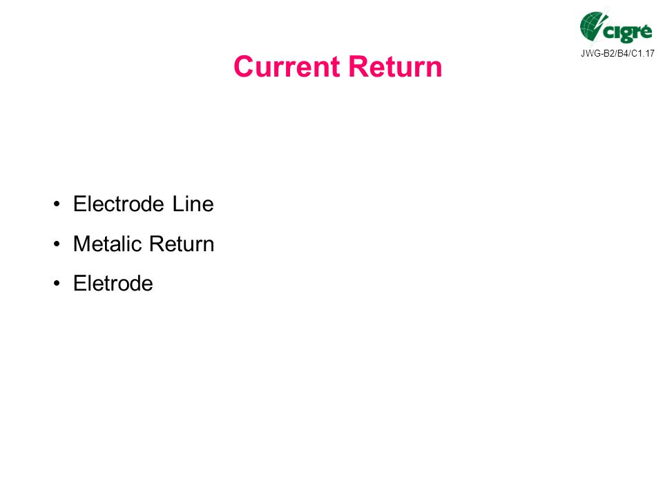 Current Return Electrode Line Metalic Return Eletrode