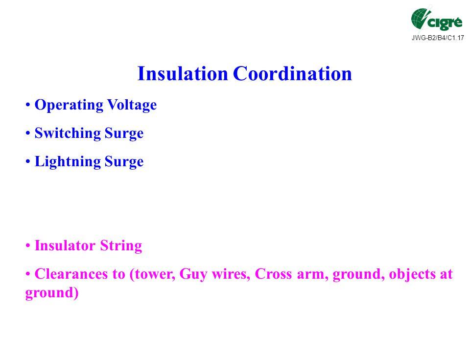 Insulation Coordination