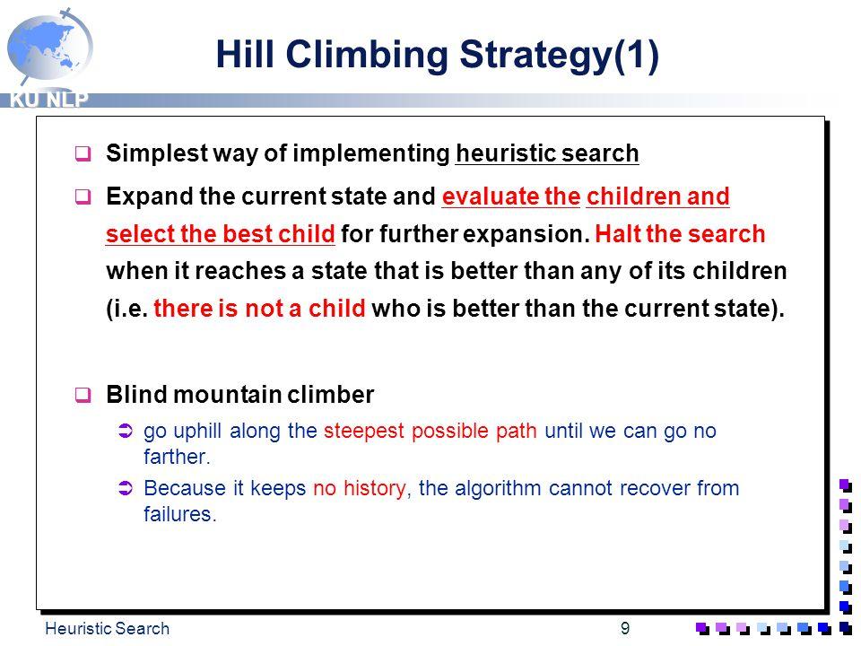 Hill Climbing Strategy(1)