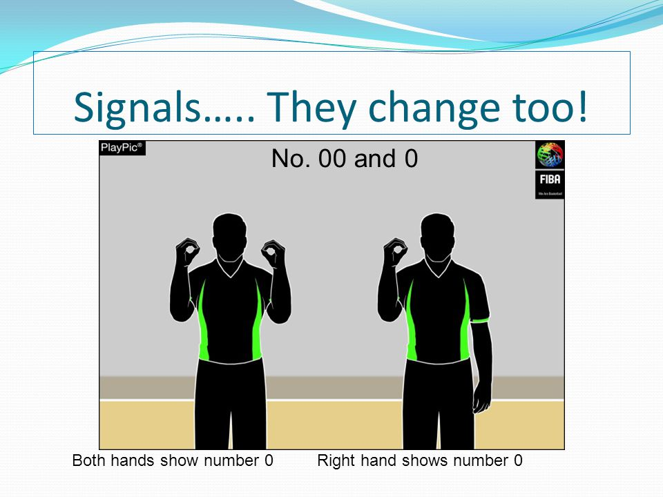 Signals….. They change too!