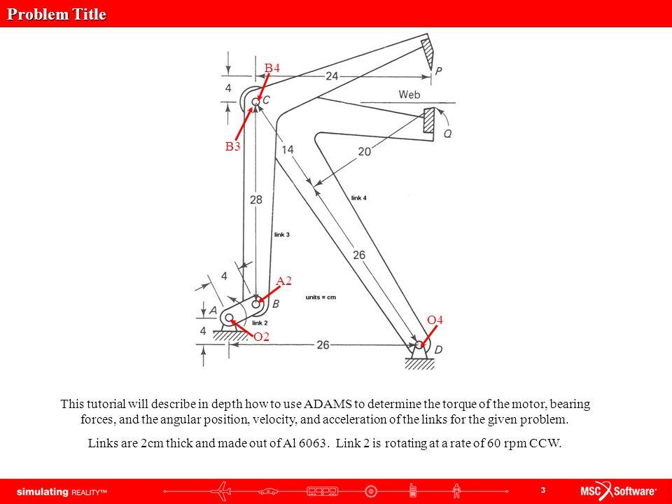 Problem Title B4. B3. A2. O4. O2.