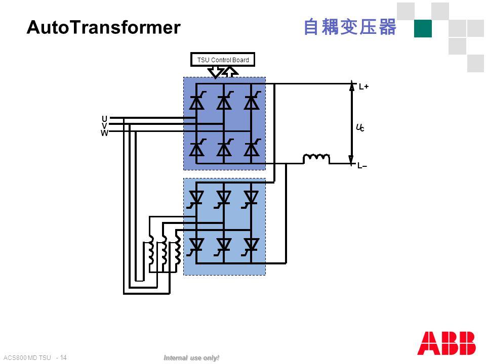 AutoTransformer 自耦变压器