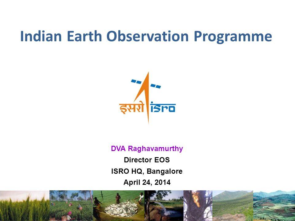 Indian Earth Observation Programme