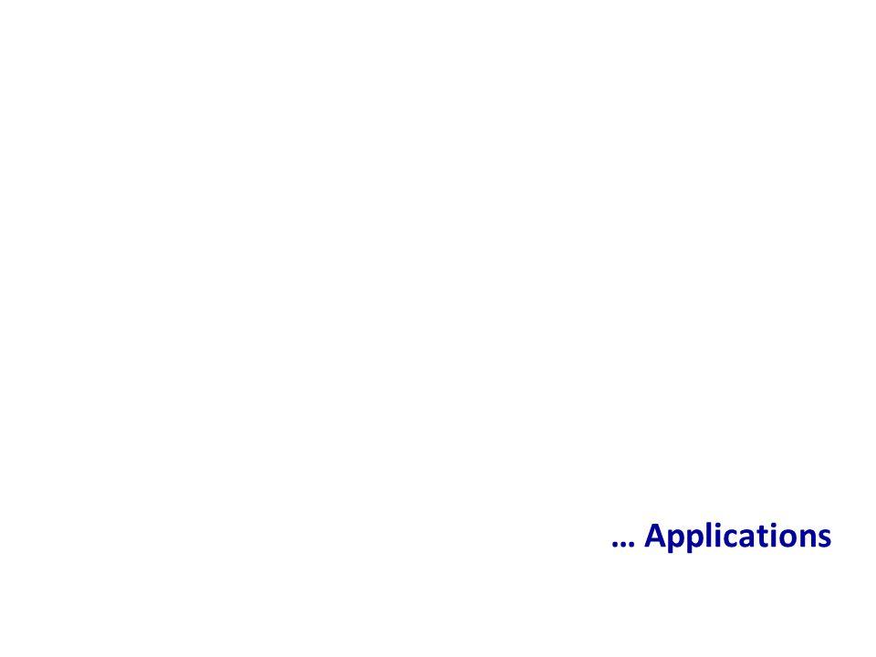 … Applications