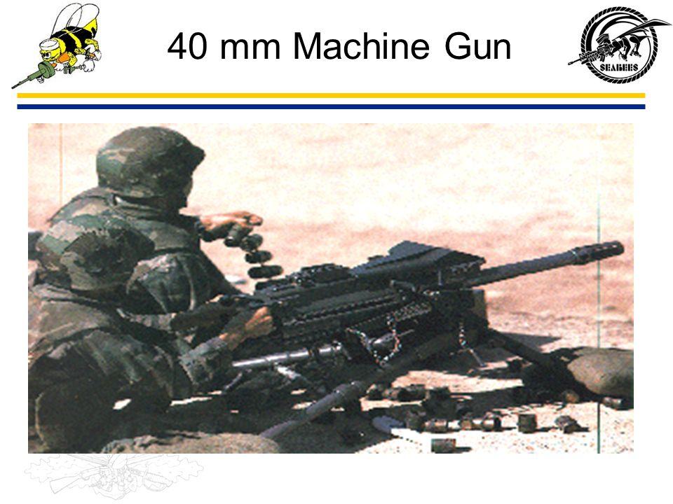 40 mm Machine Gun