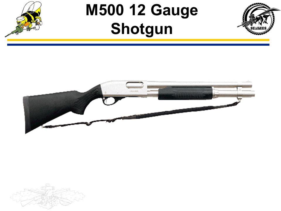 M500 12 Gauge Shotgun