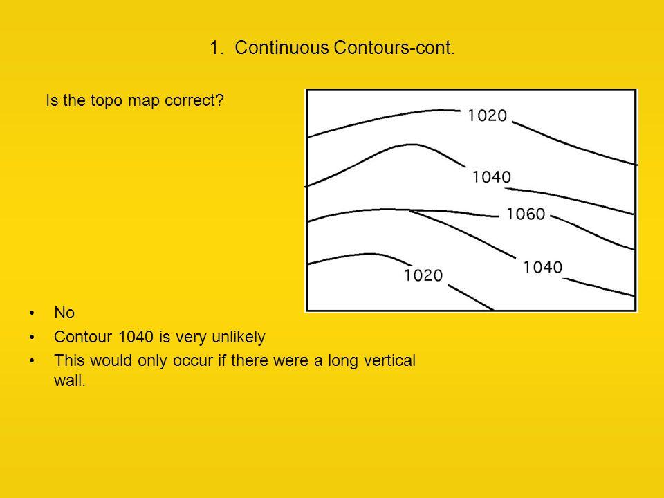 1. Continuous Contours-cont.