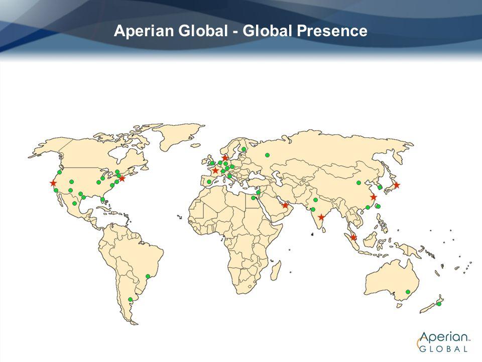 Aperian Global - Global Presence