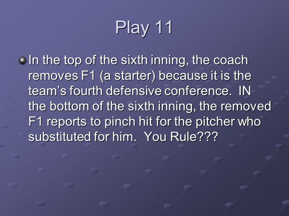 Play 11