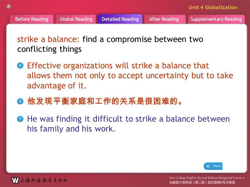 D R _ word _ strike a balance
