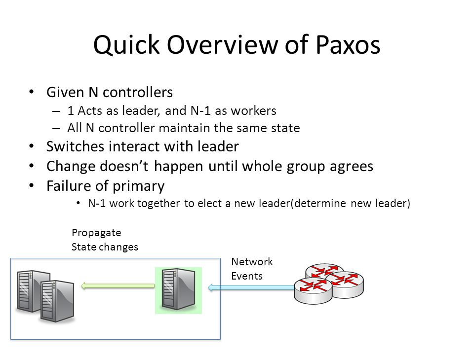 Quick Overview of Paxos