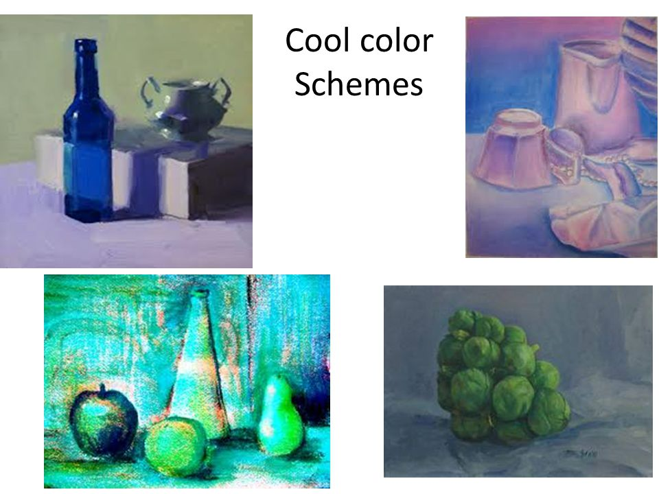 Cool color Schemes