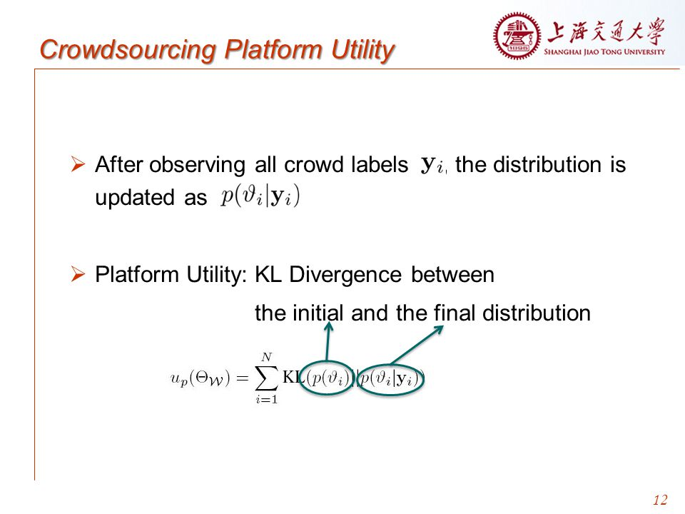 Crowdsourcing Platform Utility