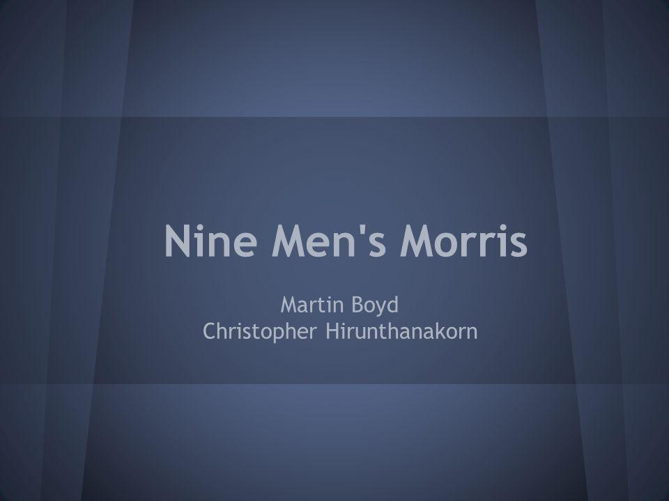 Martin Boyd Christopher Hirunthanakorn
