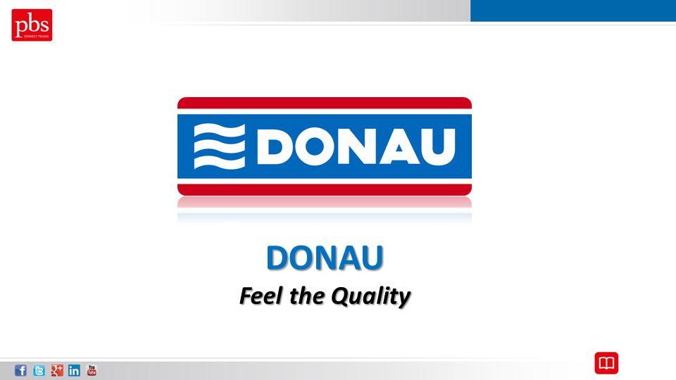 DONAU Feel the Quality