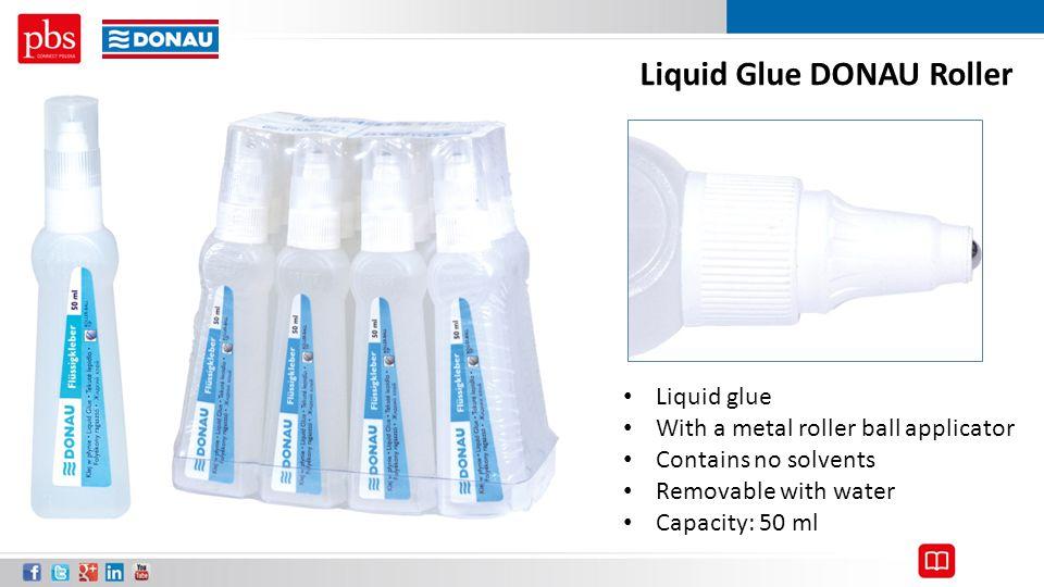Liquid Glue DONAU Roller