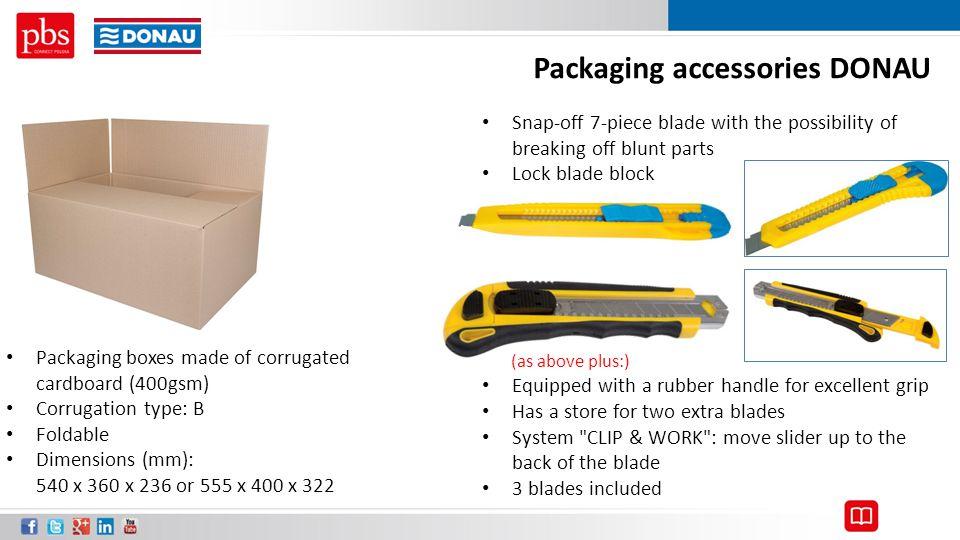 Packaging accessories DONAU