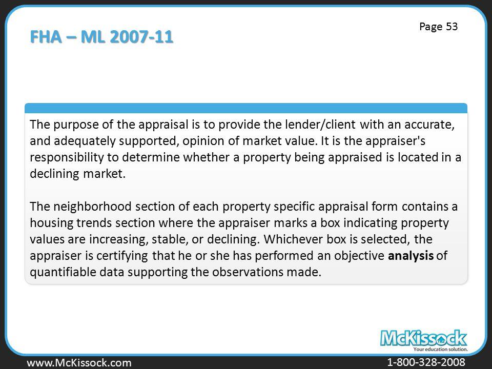 FHA – ML 2007-11 Page 53.